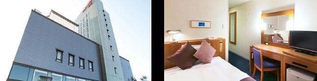 いわきワシントンホテル椿山荘